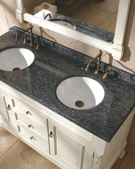 Bathroom Furniture Wooden Double Bathroom Vanity Bosco