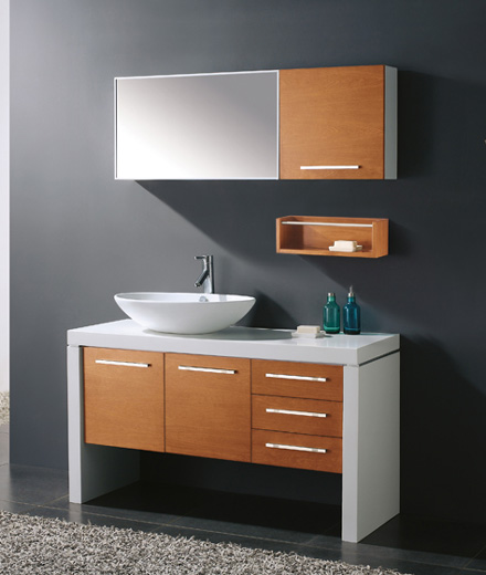 inner construction all of our wooden vanities use framed type construction this ensures stability and unsurpassed durability for many years to come - Furniture In The Bathroom