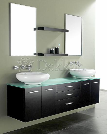 Bathroom Furniture Wall Mounted Double Batyhroom Vanity